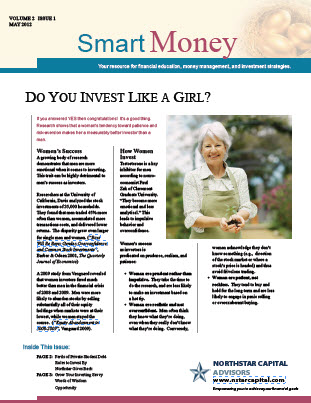 Smart Money Newsletter